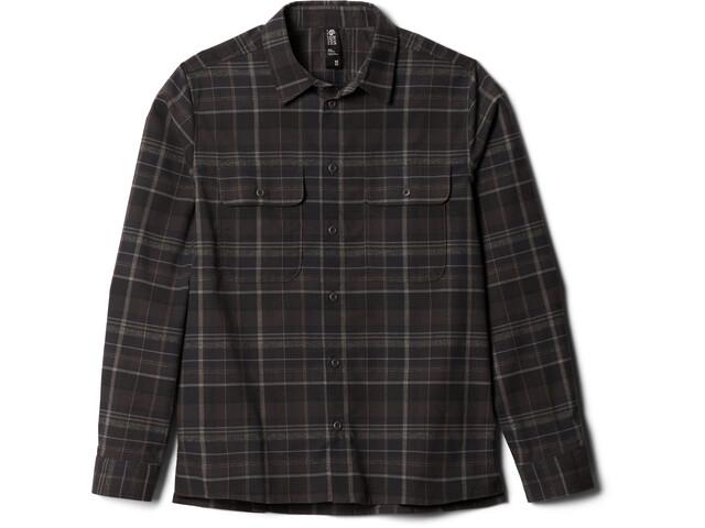 Mountain Hardwear Voyager One Camiseta Manga Larga Hombre, void